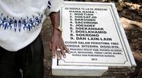 Memorial monument shines light on 1965 Indonesian massacre
