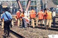 Railway trackman loses life during inspection!