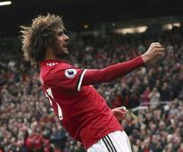 Premier League: Marouane Fellaini double destroys Crystal Palace as Manchester United score four again