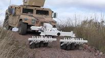 HRI-CSI partnership to supply 464 mine rollers for Afghan National Army