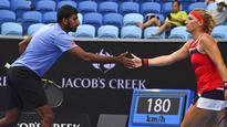 Bopanna-Babos enter Australian Open mixed doubles final