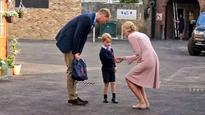 This is what Prince George's friends will call him in school!
