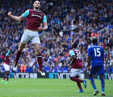 EPL PHOTOS: West Ham dent Leicester's title challenge; Liverpool beat Bournemouth