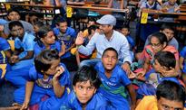Special kids have gala time with MSK