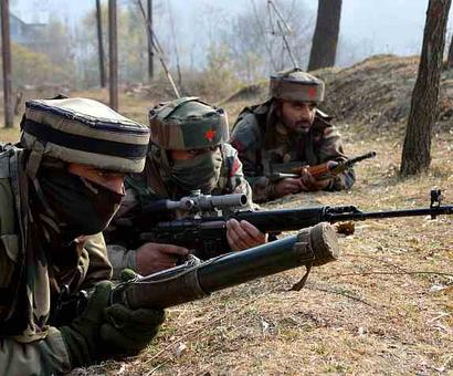 2 from PoK arrested for helping Uri attackers cross LoC