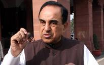 Aircel-Maxis Deal: Subramanian Swamy alleges involvement of Chidambaram, son; BJP stays away
