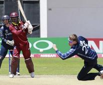 Rain helps send West Indies into 2019 Cricket World Cup