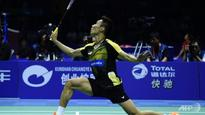 Badminton: China rolls through Spain, clinches quarter-final spot
