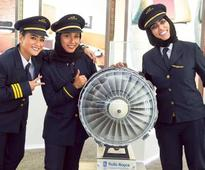Emirati women take control of leadership roles in aviation