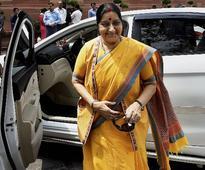 Sushma Swaraj asks Indian High Commission to grant medical visa to Pak boy