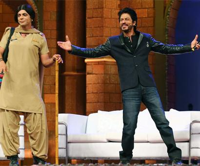 Thanks for making me realise it was your show, Sunil Grower responds to Kapil Sharma