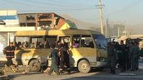 At least 14 dead in Kabul suicide attack, says Afghan interior ministry