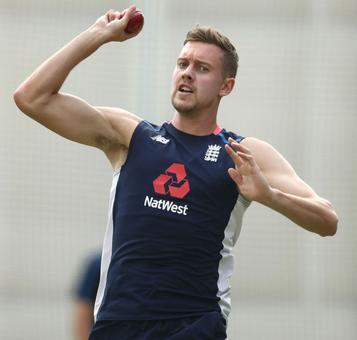 Jake Ball is England's fourth seamer for Ashes opener