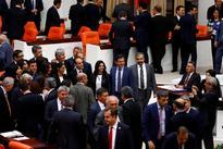 Turkish parliament strips MPs of immunity in b...