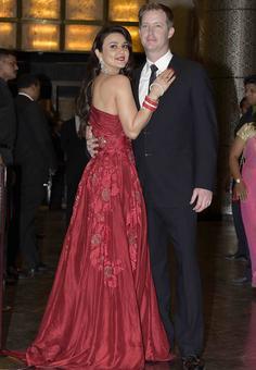 Preity-Gene wedding reception: SRK, Salman attend
