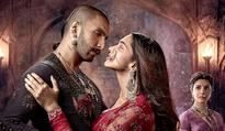 5 nominations for 'Bajirao Mastani'