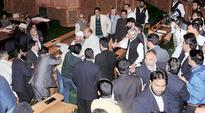 Echoes of summer unrest disrupt J&K legislature, Opposition insults national anthem
