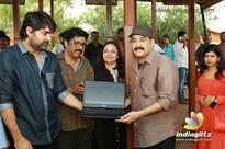 Mohanlal unveils 'Raa Raa' teaser