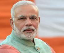 Try khadi gift coupons on Diwali, PM tells India Inc