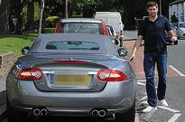 Footballers' cars quiz: can you name the soccer star and his car?