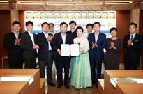 POCOG & KFF bring Korean cuisine to the world