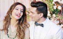 Don't Miss: Karan Singh Grover sings for ladylove Bipasha Basu at their wedding reception