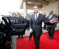 Slavery a crime against humanity - French PM