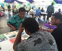 Lau provincial roadshow a success for WWF-Pacific volunteers