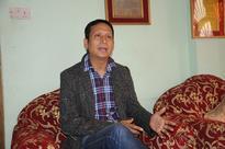 The artiste Thapa