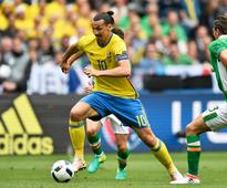 Ibrahimovic to quit international football after Euro 2016