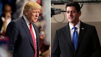 Speaker Ryan visits Trump Tower