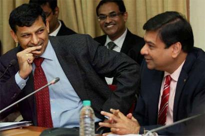 'Urjit Patel is the right man to succeed Raghuram Rajan'