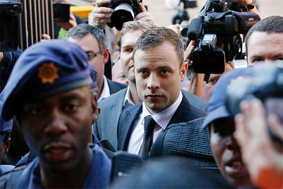 Pistorius allowed out of prison for grandmother's funeral
