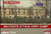 'Pak terrorists may be behind CRPF camp attack'