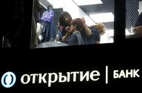 Exclusive: Russian c.bank - Otkritie may need up to $6.9 billion in extra capital