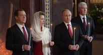 President Putin Wishes Orthodox Christians a Happy Easter