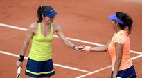 Ahead of the French Open, is the Sania Mirza  Martina Hingis magic wearing off?
