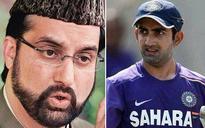 Cross the border for better fireworks: Gambhir to Mirwaiz Farooq after ICC final