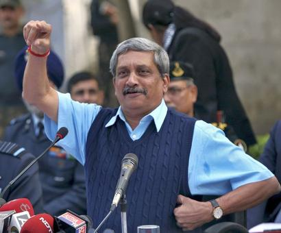 Parrikar promises to make Goa India's first beggar-free state