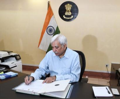 Sunil Arora is EC, will conduct 2019 Lok Sabha polls