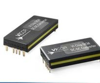 DC-DC Converters employ High-density Packaging for UAV, ground vehicle, radar, transportation and industrial control apps