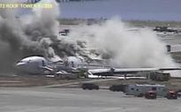 Video shows fatal 2013 Asiana airliner crash in San Francisco and the rescue efforts in aftermath