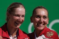 Olympic Champions Yelena Vesnina, Yekaterina Makarova named Russian Tennis Duo of The Year