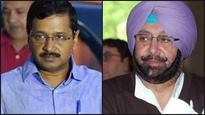 Kejriwal is a 'slimy liar', has exposed his 'lust for Punjab CM position': Amarinder Singh