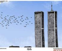 Swarming Threat of ISIS