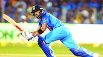 India beat England by three wickets