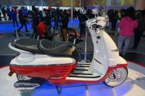 Coverage: Mahindra Two Wheelers at the Auto Expo 2016