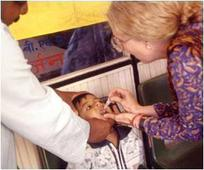 More Nations Adopt IPV's Fractional Dose Against Polio
