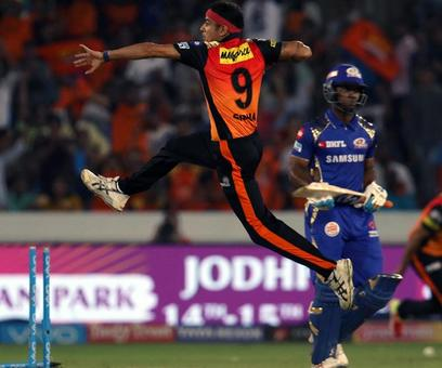 SRH vs MI tie: The Turning Point