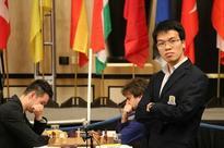 Liem drops four steps in February FIDE rankings